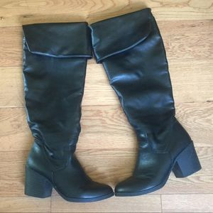 Knee High/Thigh High Boots